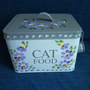 Cat Food Tin