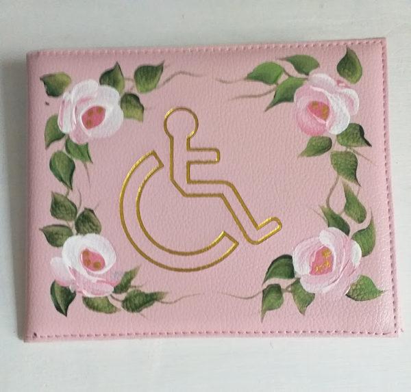 Disabled Badge Holder